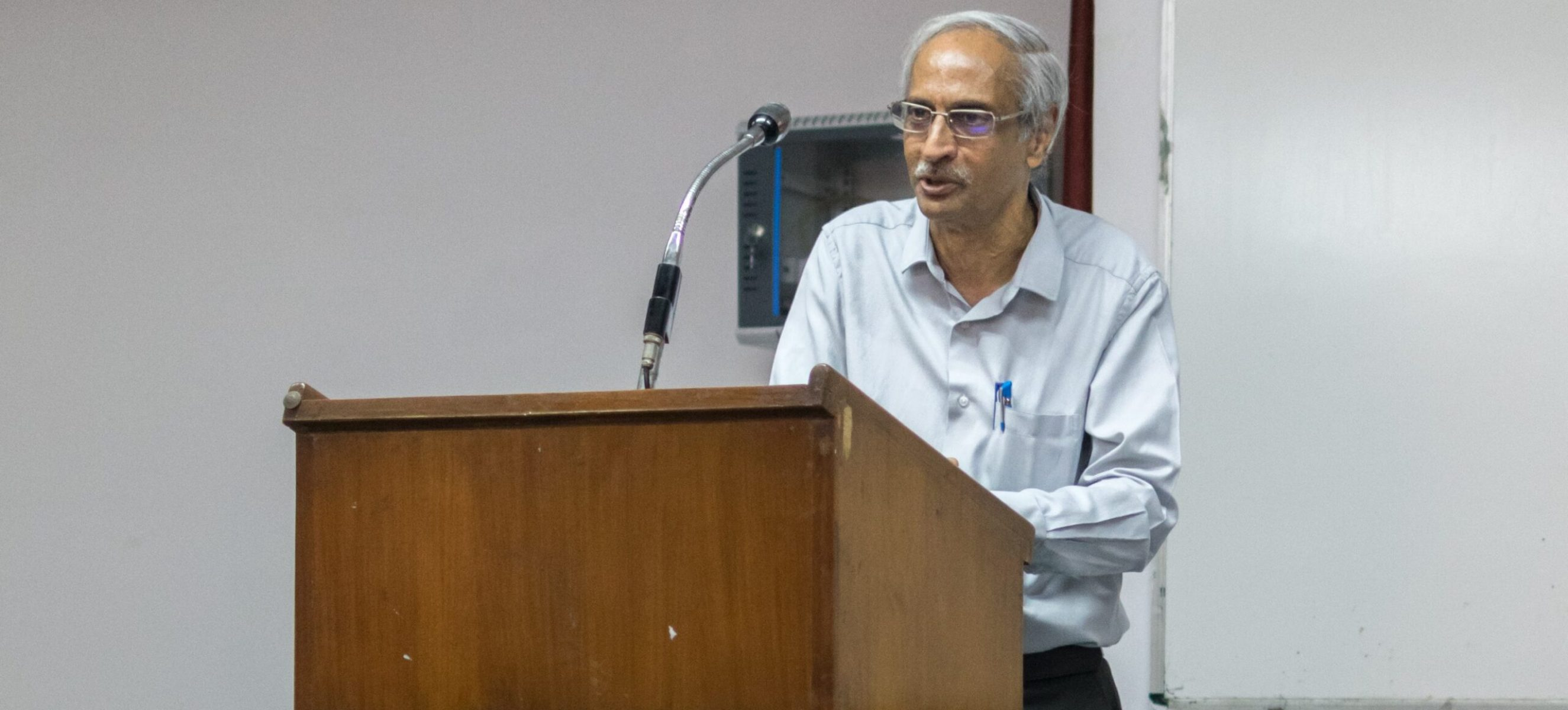 Prof. Guru Row - Our Visionary behind the establishment of Science for Rural India Group